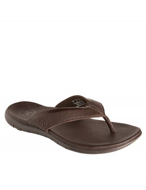 Hurley Phantom Free Elite Leather sandals - Baroque Brown