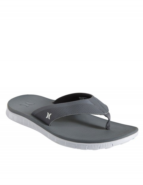 Hurley Flex Sandals - Cool Grey
