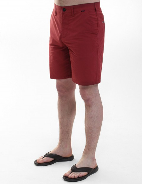 Hurley Dri-Fit Chino Shorts - Team Red