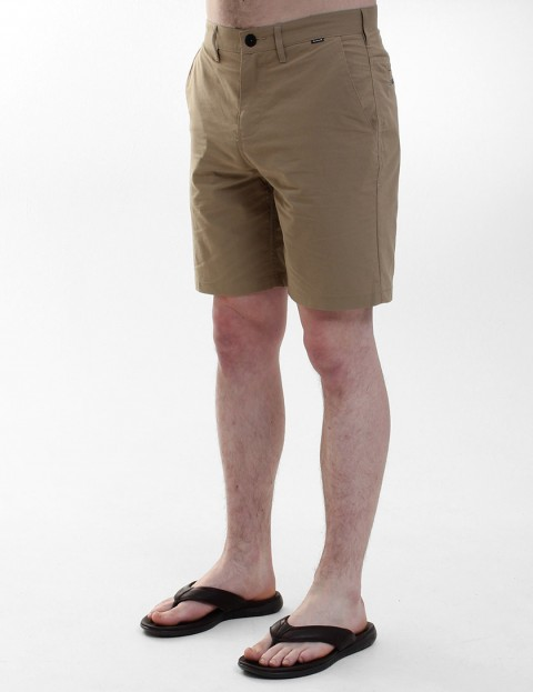 Hurley Dri-Fit Chino Shorts - Cardboard Khaki