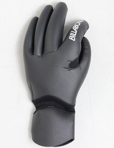 Billabong Xero 3mm Wetsuit gloves - Black/Black