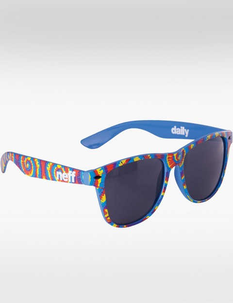 Neff Daily Sunglasses - Tie Dye