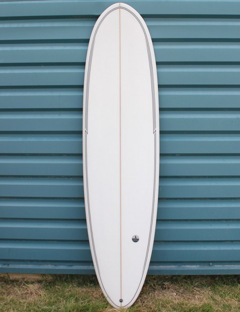 Nohana by Nineplus Magic Carpet Classic Surfboard 7ft 0 - Clear