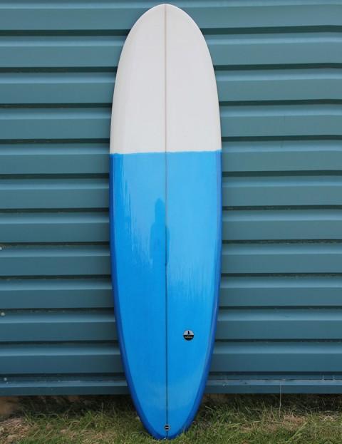 Nohana by Nineplus Magic Carpet Resin Tint Surfboard 6ft 8 - Blue