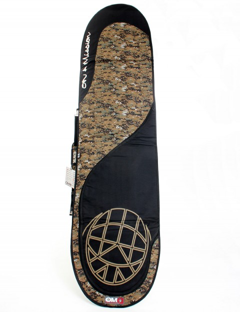 On A Mission Day Mission 6mm Surfboard bag 8ft 6 - Digi Camo
