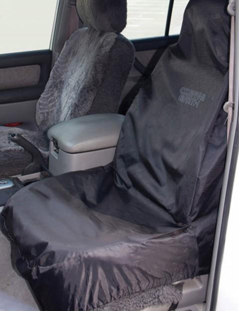 Ocean & Earth Dry Seat Waterproof car seat cover - Black