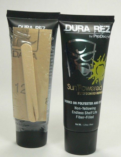 Phix Doctor Dura Rez Polyester and Epoxy (Small) Solar powered surfboard repair kit