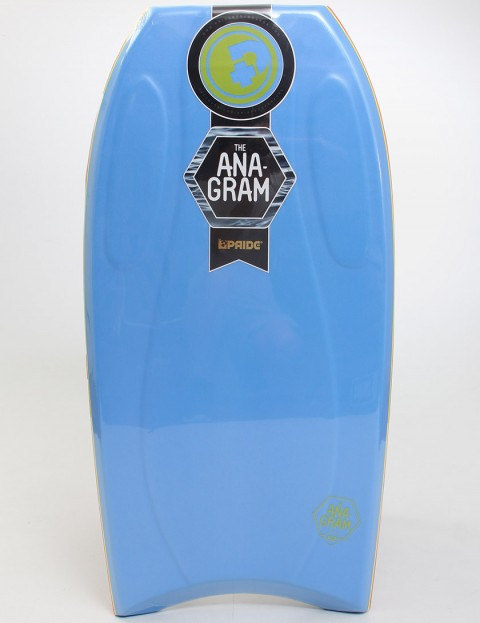 Pride Anagram EPS Bodyboard 42 inch - Royal Blue