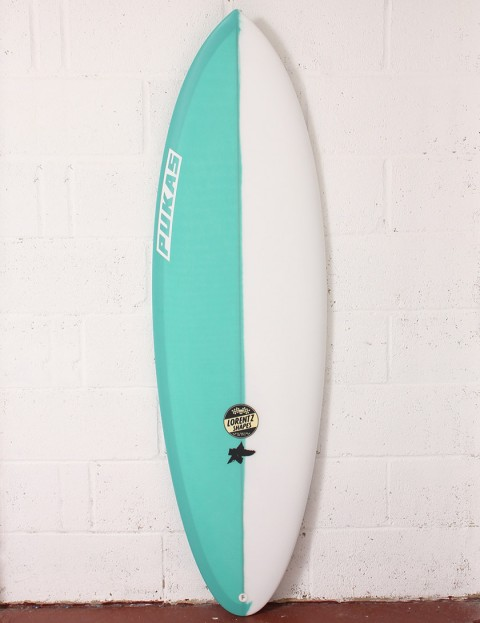 Pukas Original Sixtyniner Surfboard 5ft 10 FCS II - Mint