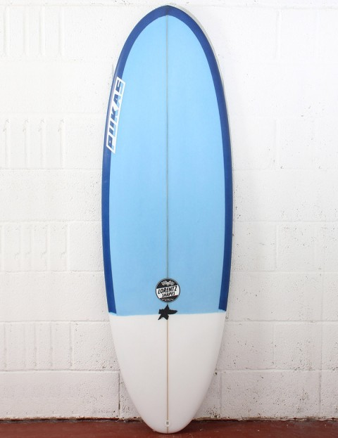 Pukas Resin Cake Surfboard 6ft FCS II - Royal