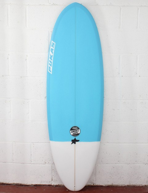 Pukas Resin Cake Surfboard 6ft 1 FCS II - Blue