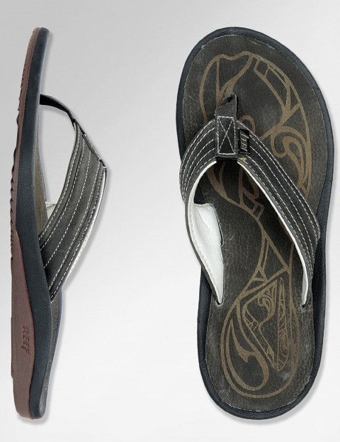 Reef Playa Avellanas Leather sandal - Vintage