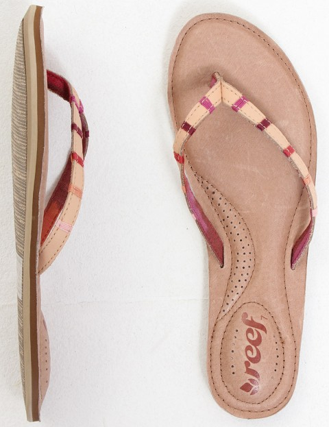 Reef Tahoe Ladies flip flop - Tan