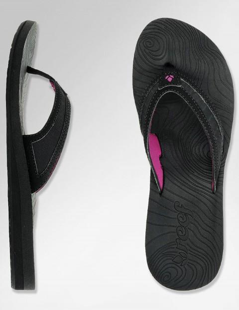Reef Zenfun Ladies sandal - Black/Purple