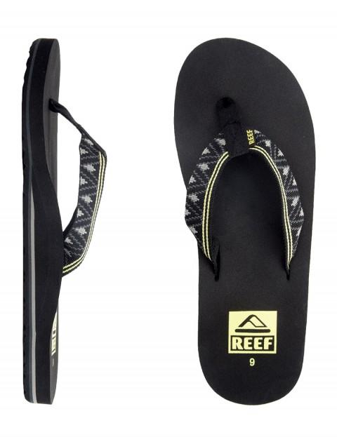 Reef Ponto Flip flops - Black