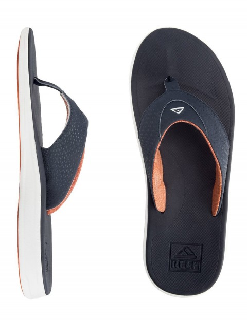 Reef Rover Flip flop - Navy/Orange