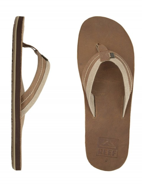 Reef Jones Leather flip flop - Tan