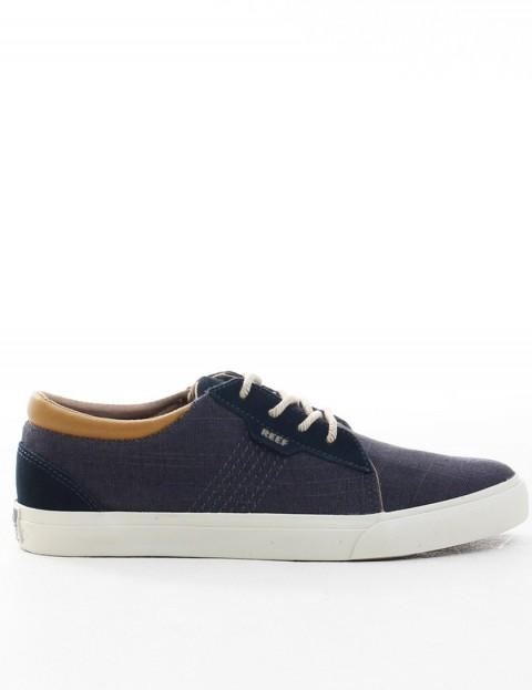 Reef Ridge TX Shoes - Navy/Brown