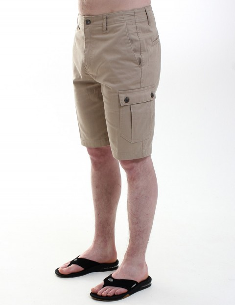 Reef Rolling On Cargo shorts - Khaki