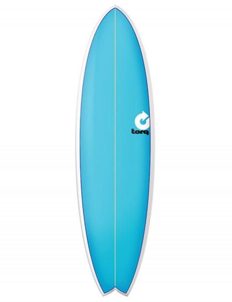 Torq Surfboards Fish Surfboard 6ft 3 - Blue