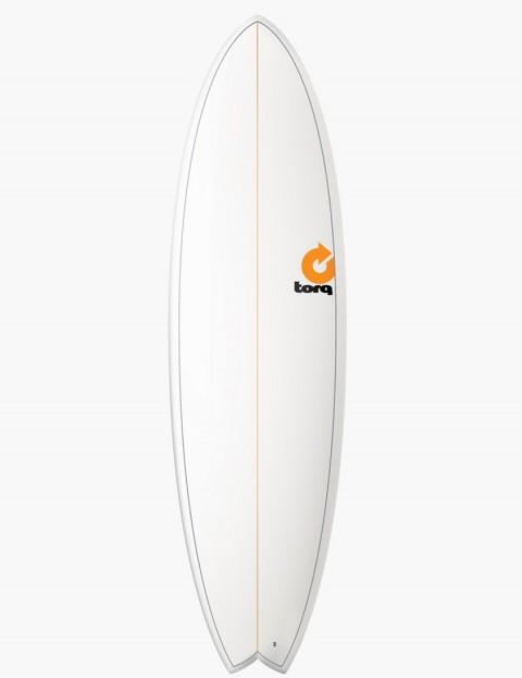Torq Surfboards Fish Surfboard 6ft 6 - Pinline