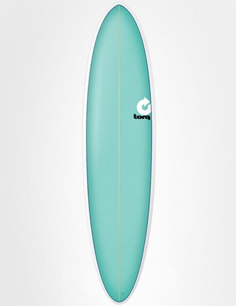 Torq Surfboards Fun Surfboard 7ft 2 - Sea Green