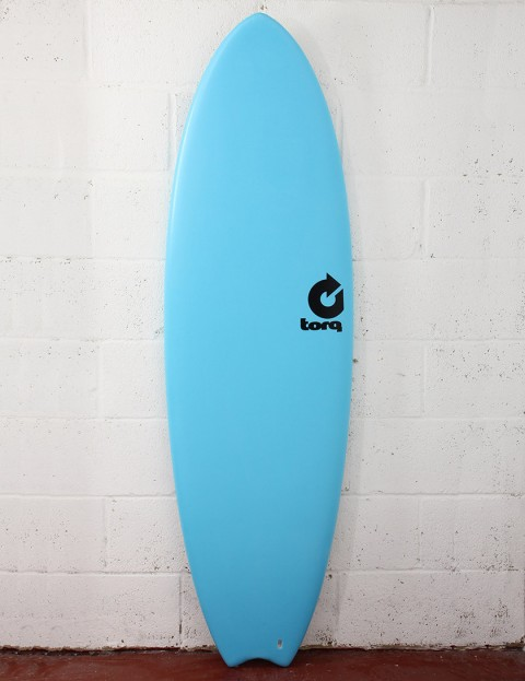 Torq Mod Fish Soft & Hard Surfboard 5ft 11 - Blue