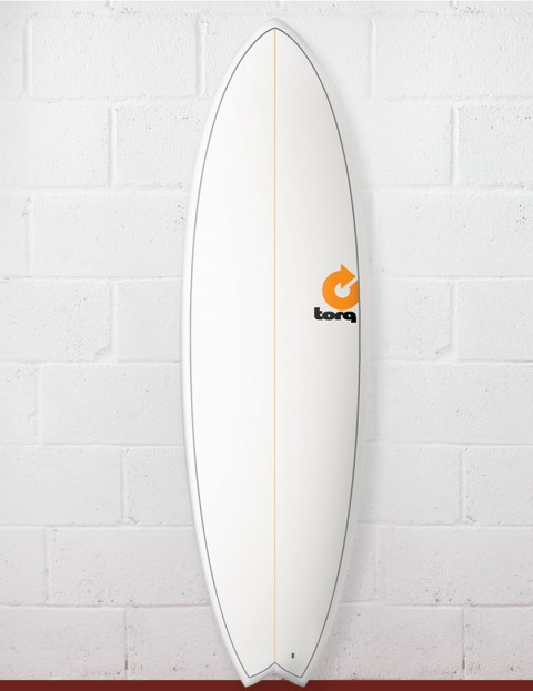 Torq Fish Surfboard 5ft 11 - Pin Lines