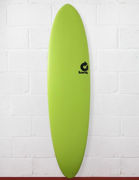 Torq Surfboards Mod Fun Soft & Hard Surfboard 7ft 2 - Green