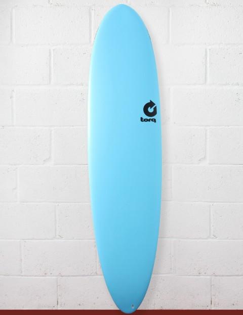 Torq Surfboards Mod Fun Soft & Hard Surfboard 7ft 6 - Blue