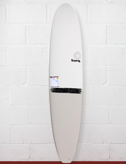 Torq Surfboards Longboard Surfboard 9ft 0 - Grey Taildip