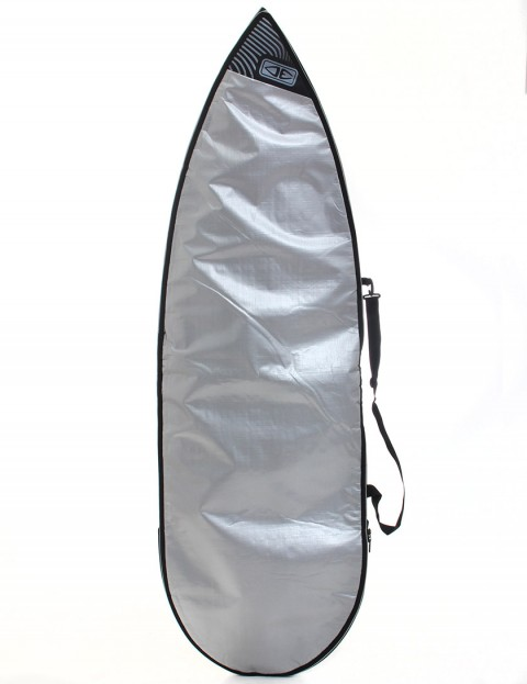 Ocean & Earth Barry Basic Shortboard Surfboard bag 5mm 6ft 4 - Silver