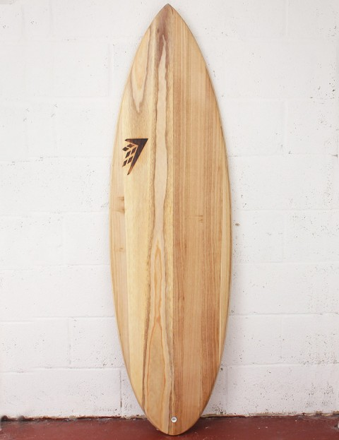 Firewire Timbertek Dominator Surfboard 5ft 10 FCS II - Natural Wood
