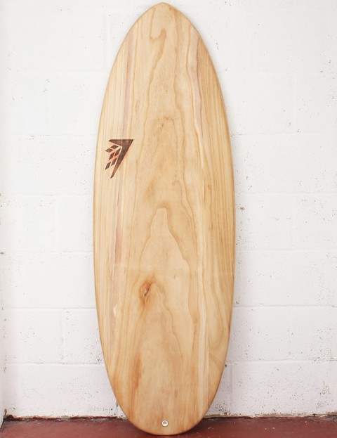 Firewire Timbertek Sweet Potato Surfboard 5ft 4 FCS II - Natural Wood