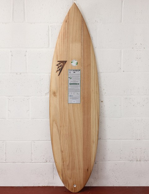 Firewire Timbertek Unibrow Surfboard 6ft 2 FCS - Natural Wood