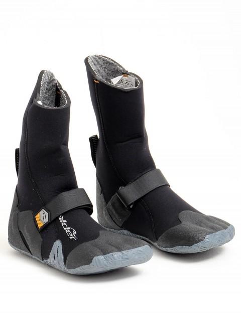 Alder Plasma Split Toe 5mm Wetsuit boots - Black