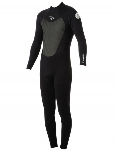 Rip Curl Wetsuits Omega Back Zip 3/2mm Summer 2015 - Black