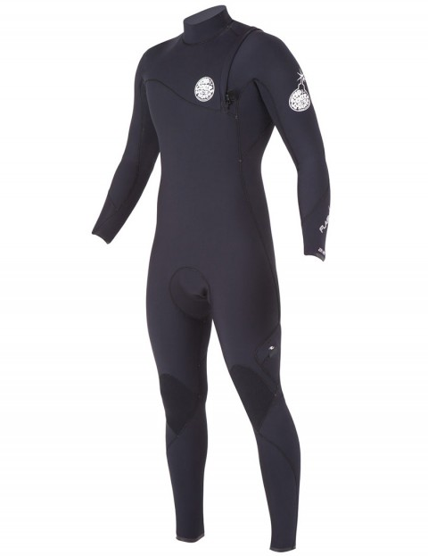 Rip Curl Wetsuits Flash Bomb Zip Free 3/2mm Summer 2015 - Black