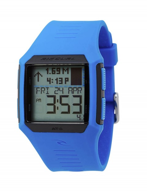 Rip Curl Rifles Tide surf watch - Blue
