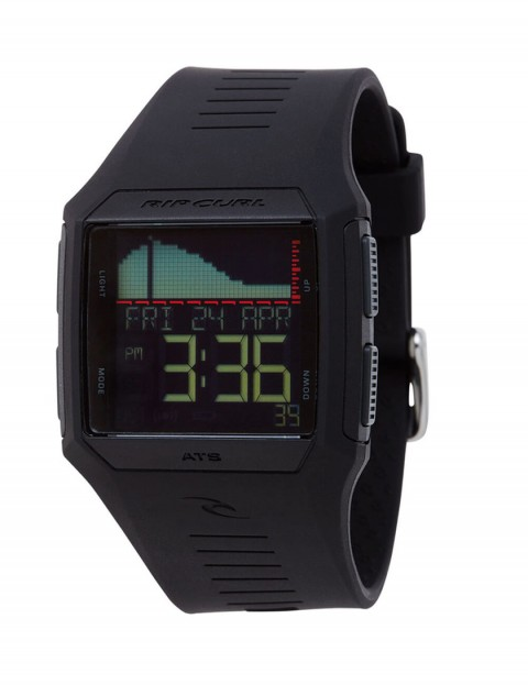 Rip Curl Rifles Tide surf watch - Midnight