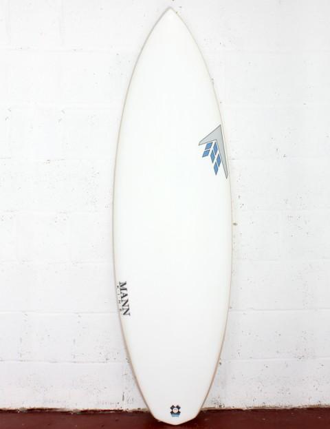 Firewire FST Spitfire Surfboard 6ft 0 FCS II - White