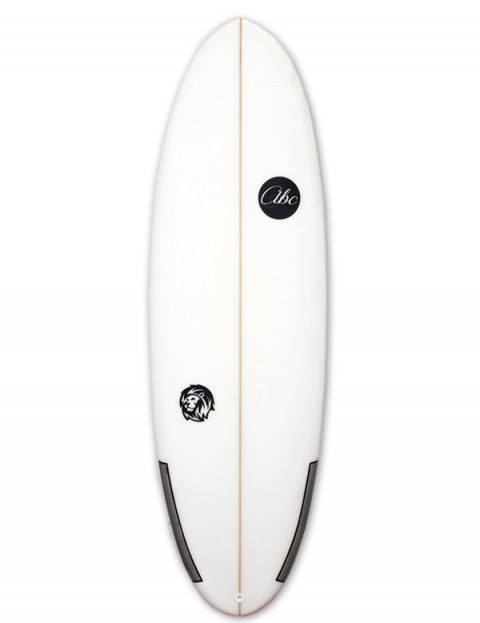 ABC Wild Cat surfboard 6ft 1 - White