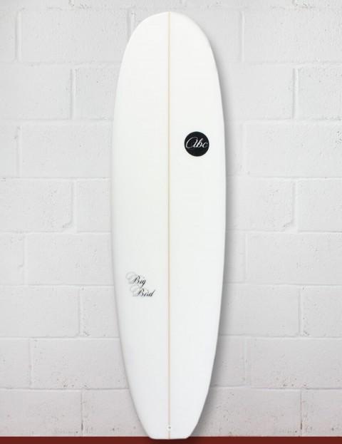 ABC Big Bird surfboard 6ft 10 - White