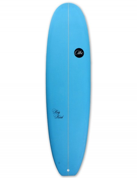 ABC Big Bird surfboard 7ft 4 - Blue