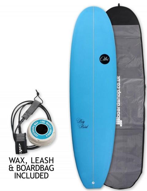 ABC Big Bird surfboard package 7ft 2 - Blue