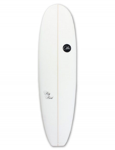 ABC Big Bird surfboard 7ft 4 - White