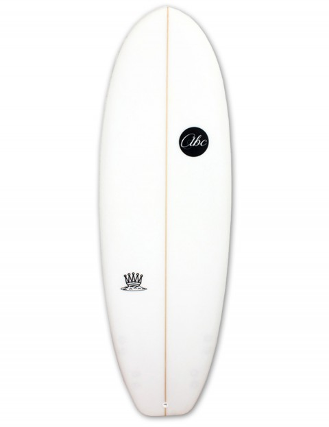 ABC Mash King surfboard 5ft 6 - White