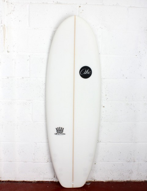ABC Mash King surfboard 5ft 8 - White