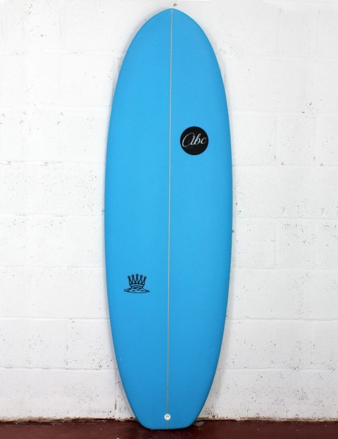 ABC Mash King surfboard 5ft 10 - Blue