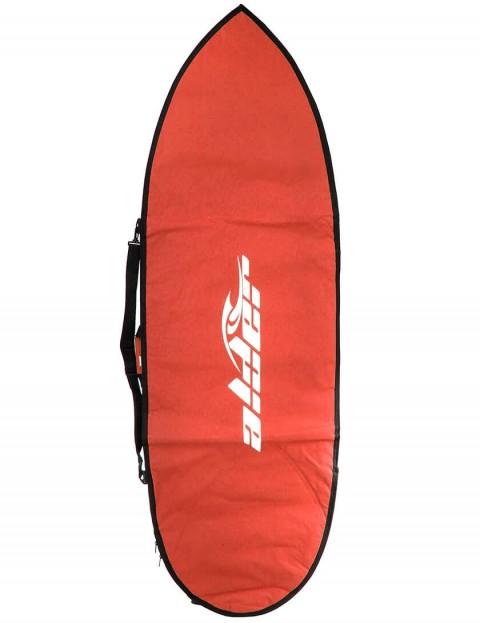 Alder Hybrid surfboard bag 5mm 6ft - Red